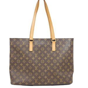 💯 Auth Louis Vuitton Luco Laptop/Tote/Office Bag